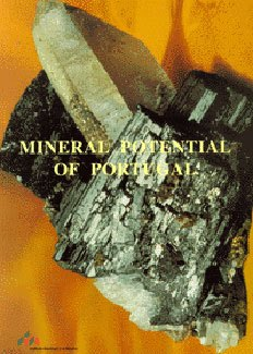 Mineral Potential of Portugal