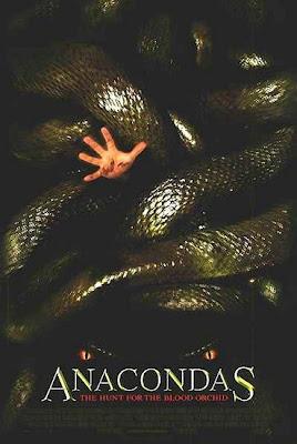 Anaconda Hunt Blood Orchid Movie