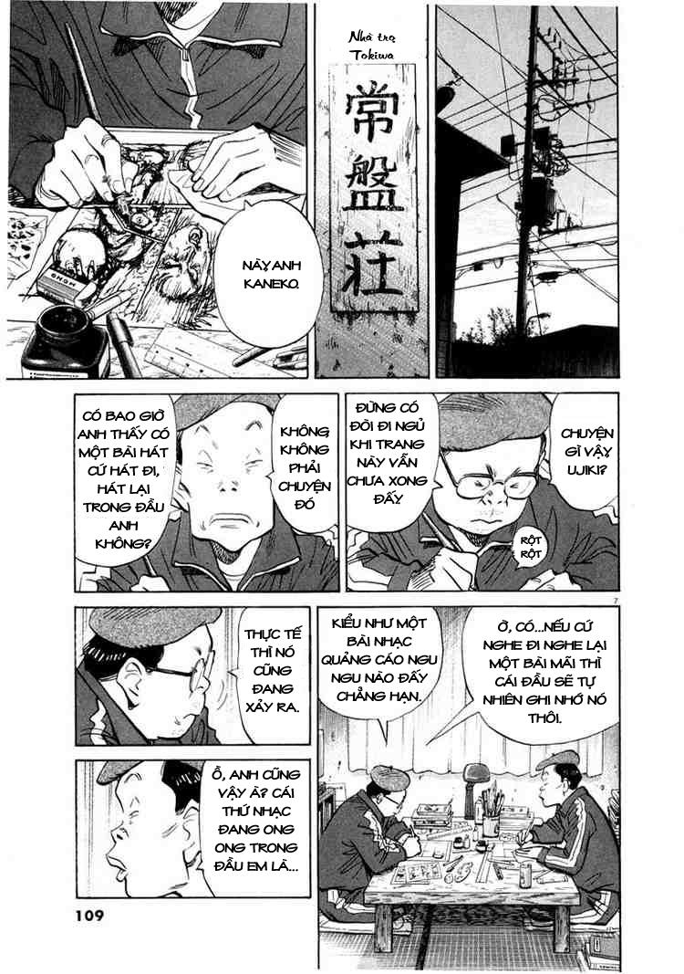 20th Century Boys chapter 60 trang 15