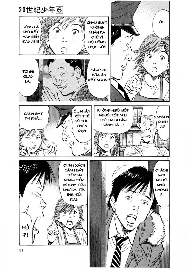 20th Century Boys chapter 55 trang 13