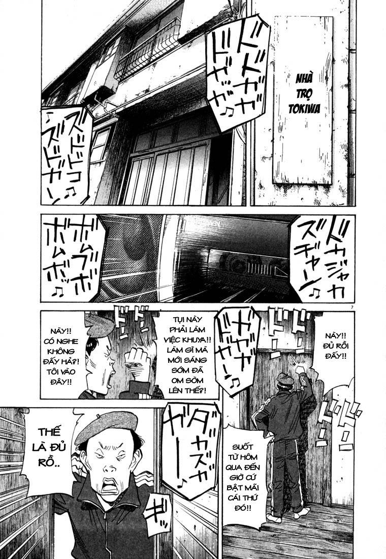 20th Century Boys chapter 50 trang 17