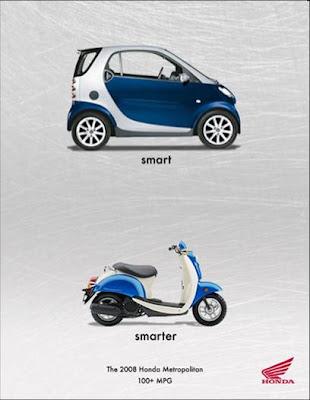Anuncio+scooters+Honda - Vender más sin bajar el precio: el efecto del valor de referencia