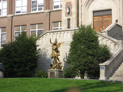 Bronx Catholic: Mount St. Michael, Murdock Avenue, Wakefield