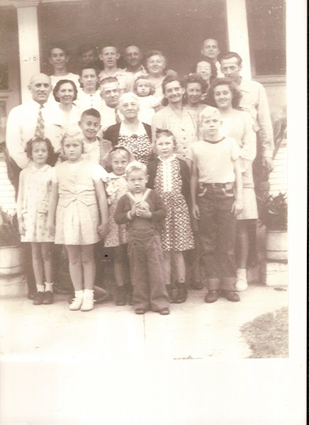 My Dutch relatives (Mom's side of the family)