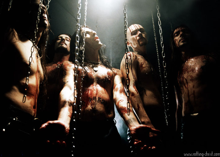 Rotting Christ Image: Quadrivium: Rotting Christ Interview From Qvadrivivm #5 (2008