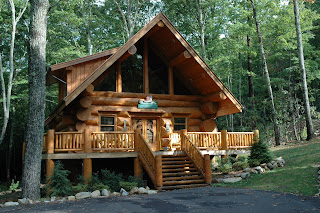 History of Log Cabins
