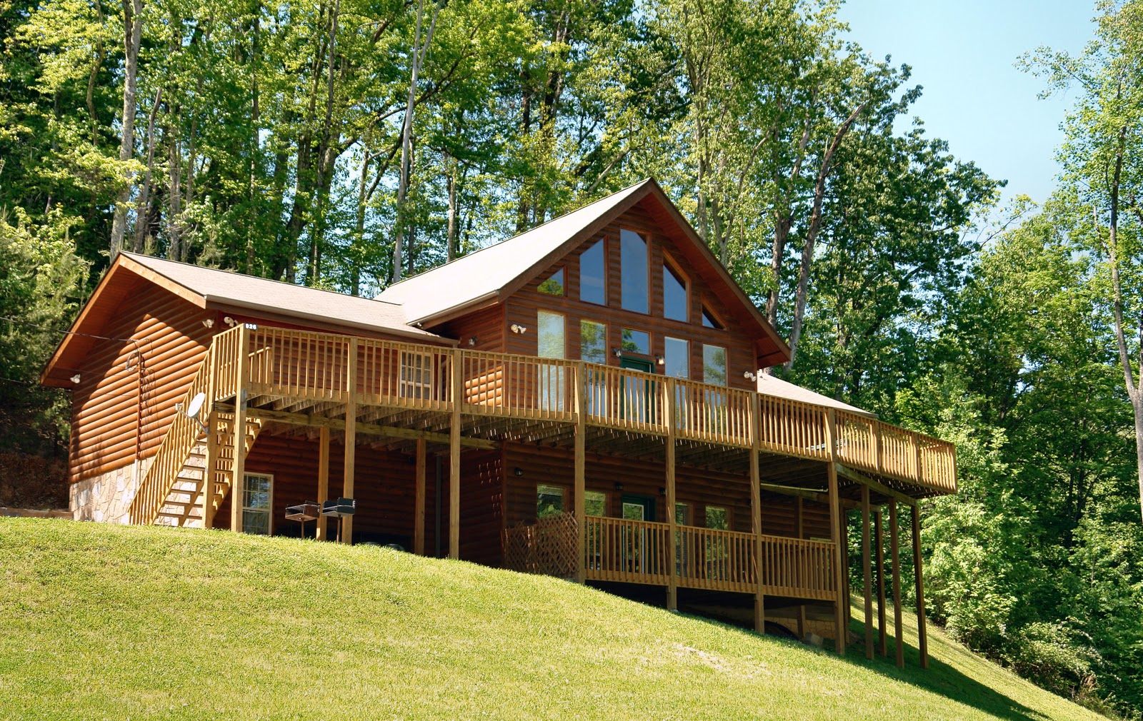 pigeon cabins forge hills wildhog slide resort in near hideaway tn
