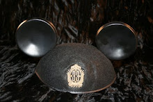 Club 33 Mouse Ears!
