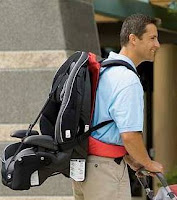 Work For You Is To Use Your Existing Car Seat With A PacBack Backpack Style Carrier And Gate Checking Stroller As Board Each Flight