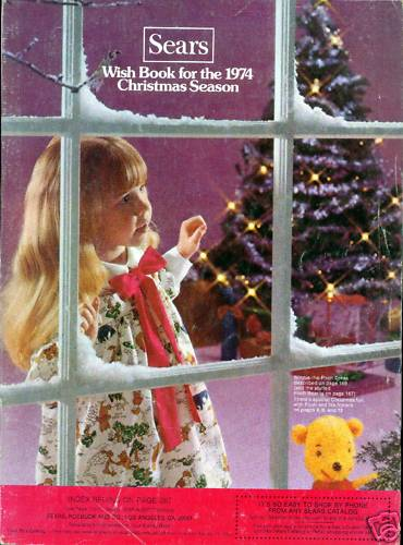 Christmas Catalogs.Gen Xtinct Christmas Catalogs