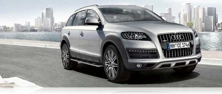 Audi Off Road Styling Pack