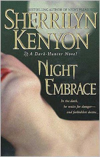Author Spotlight Review: Night Embrace by Sherrilyn Kenyon