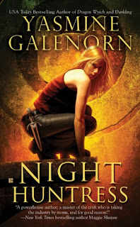 Guest Review: Night Huntress by Yasmine Galenorn