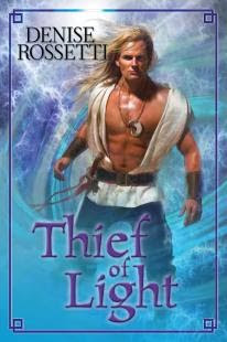Guest Review: Thief of Light by Denise Rossetti