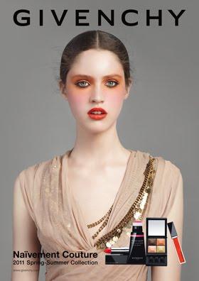 Best Things in Beauty: Sneak Peek: Givenchy 2011 Spring