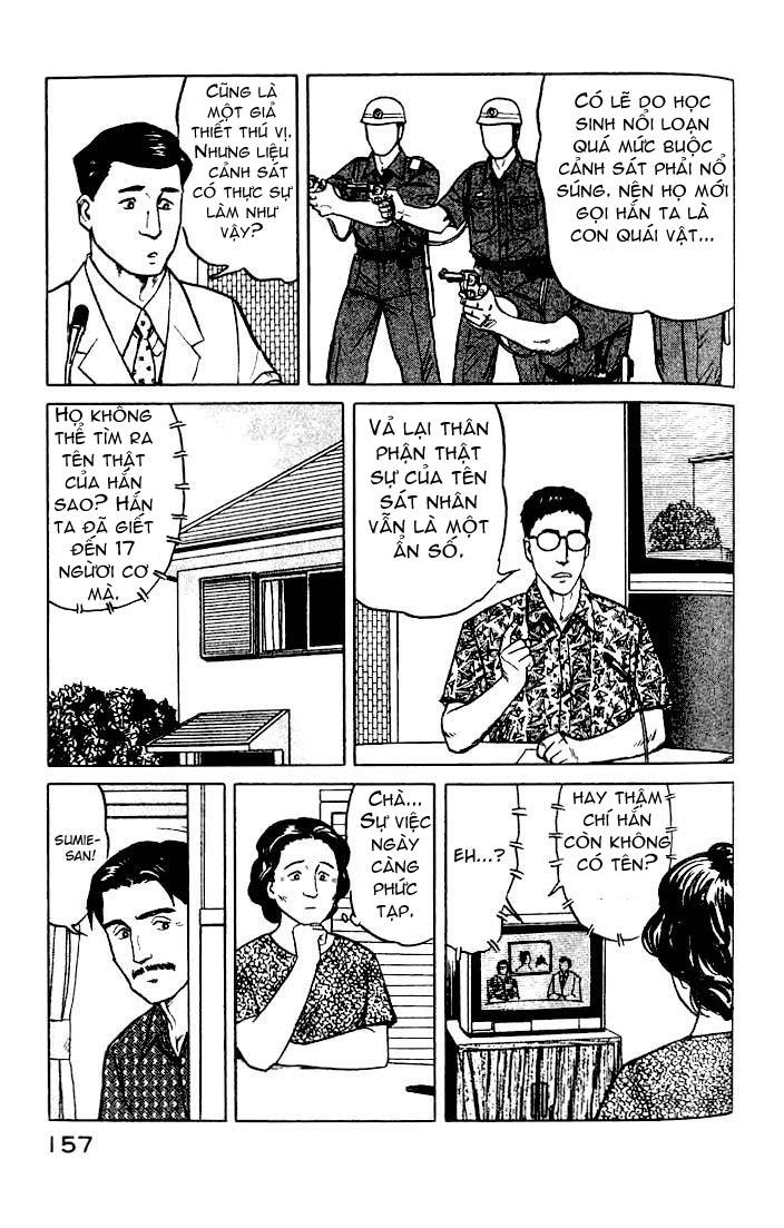 Kiseijuu chương 25: hậu quả trang 9