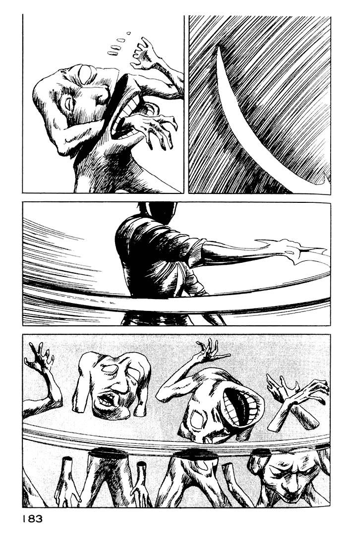 Kiseijuu chương 26: giấc mơ thiếu nữ trang 8