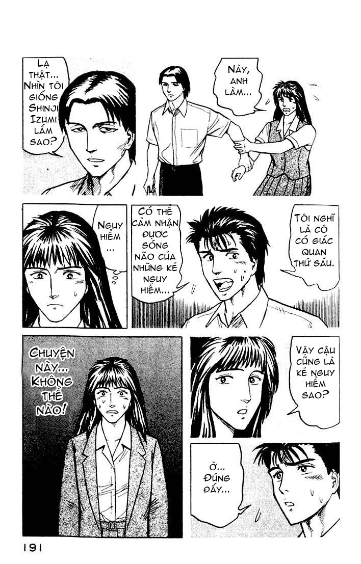 Kiseijuu chương 26: giấc mơ thiếu nữ trang 16