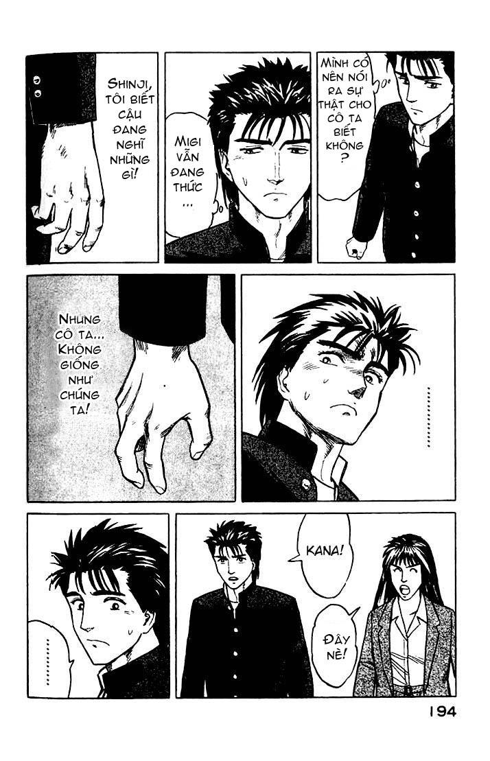 Kiseijuu chương 26: giấc mơ thiếu nữ trang 19
