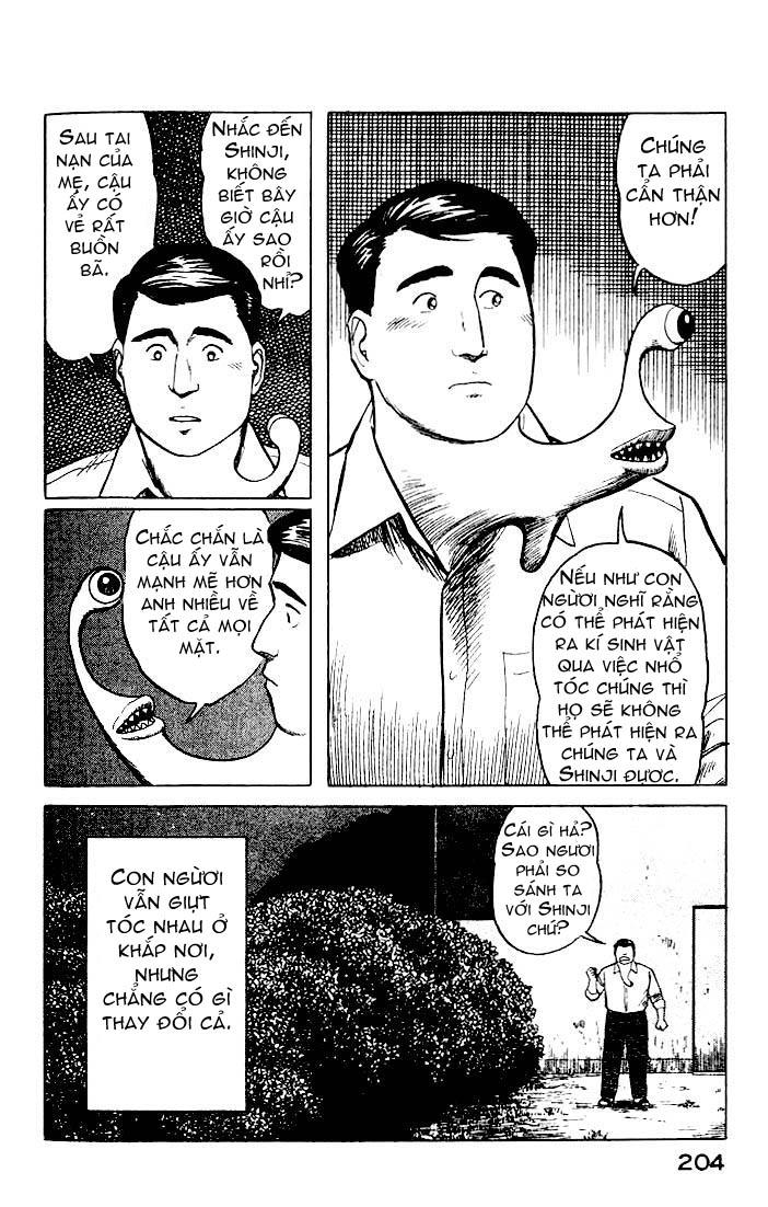 Kiseijuu chương 26: giấc mơ thiếu nữ trang 29