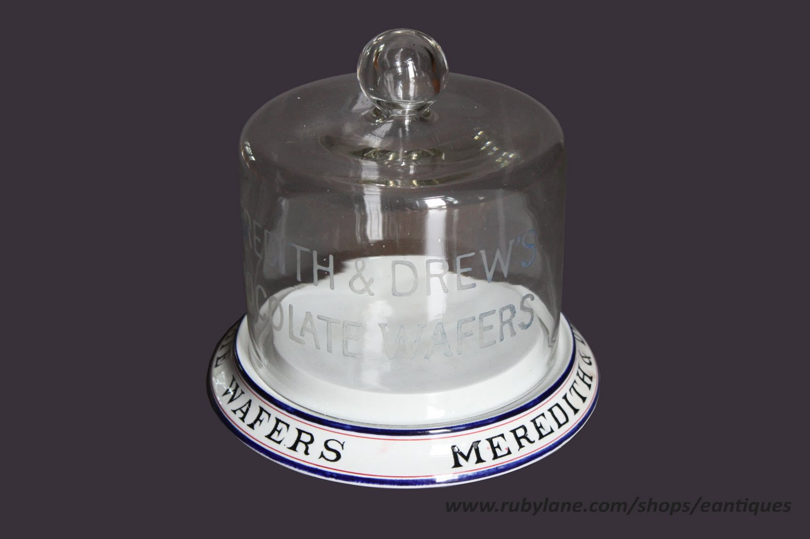 Eantiques Antique English Shop Display Stands Meredith