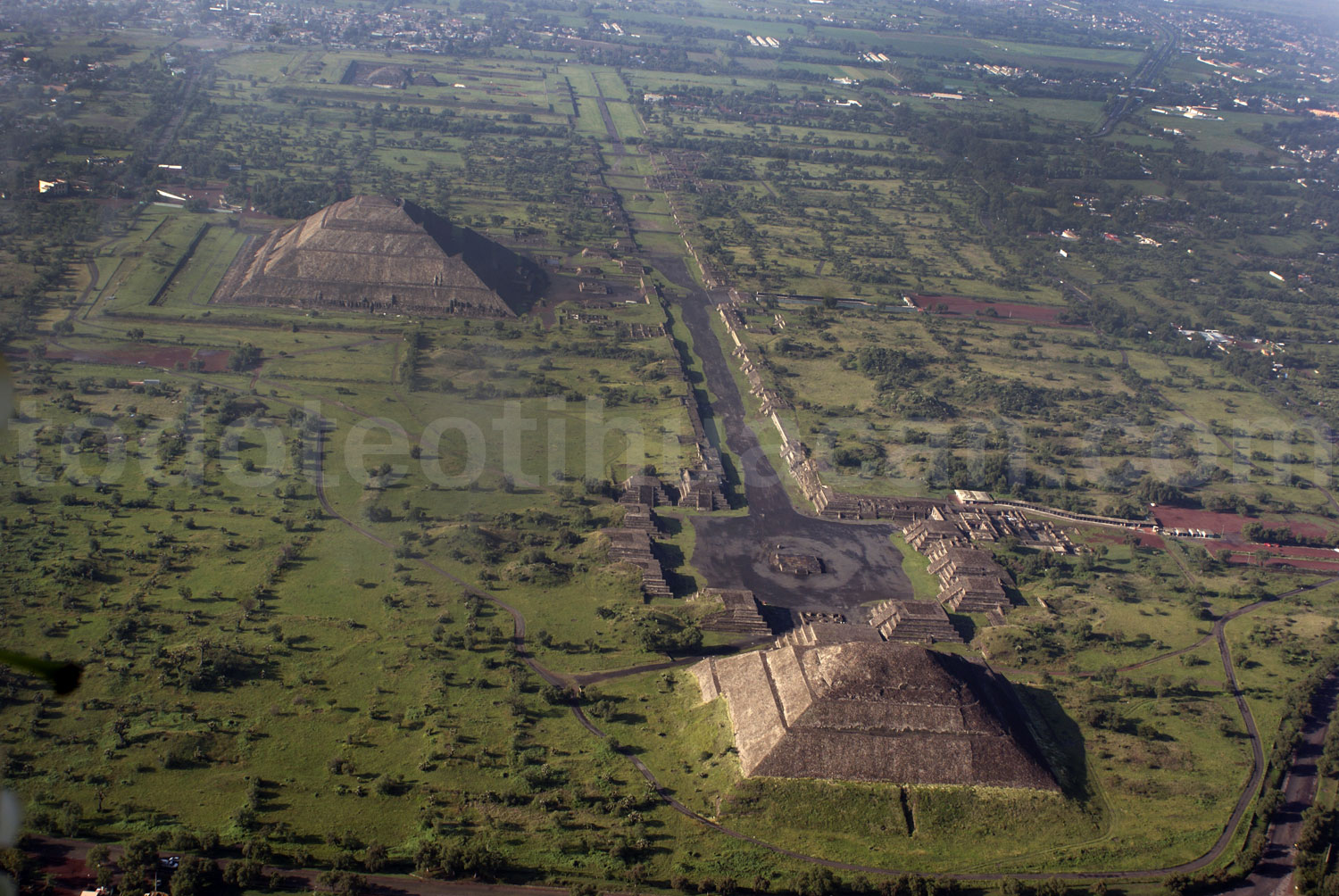 Teotihuacan Mx Septiembre 2010