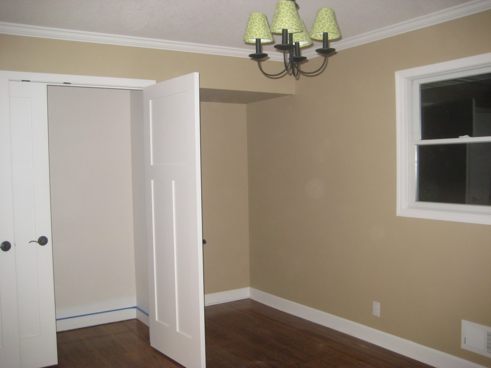 Twin Lake Remodel Painting Appliances Wood Floors