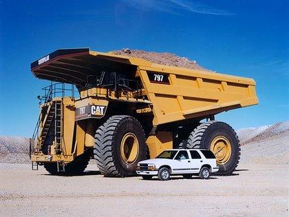 Caterpillar 797 Truck