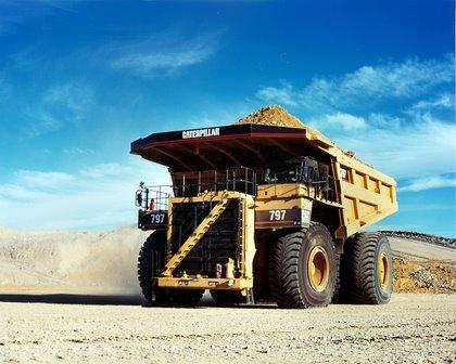 CAT 797 Worlds Biggest Truck