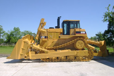 CAT Heavy Construction Equipment