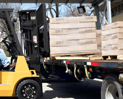 Caterpillar Used Lift-Trucks For Sale