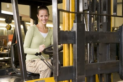 Used Forklifts in California