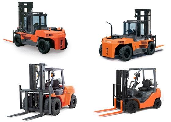 Toyota Lift Truck Parts