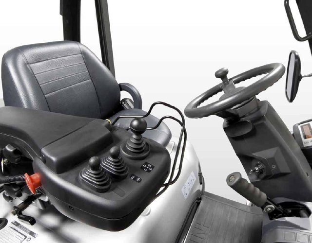 Nissan Lift Truck Parts