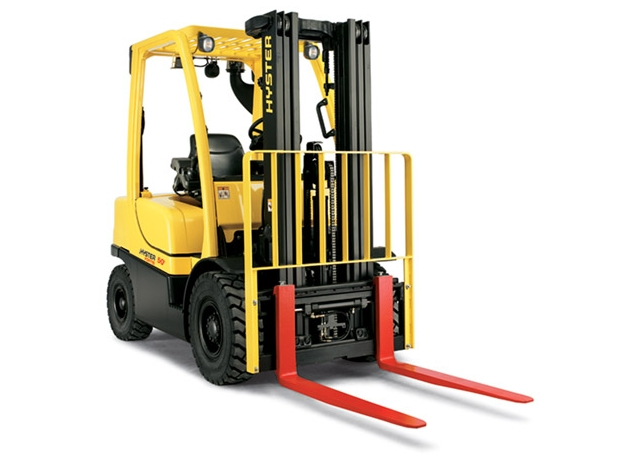 Hyster H50 Service Manual