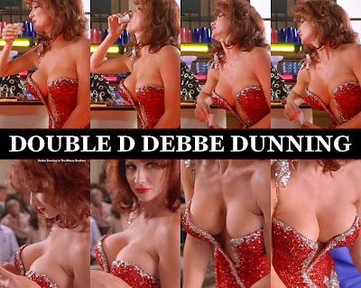 Debbe dunnings boob size
