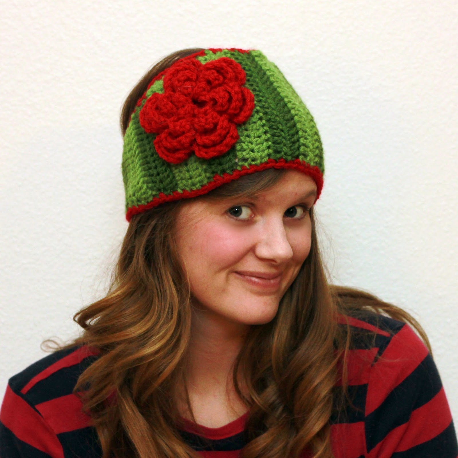 New Crochet Pattern: Worsted, Bulky or Super Bulky Headwrap Pattern ...