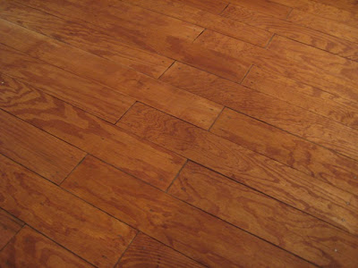 Diy plank flooring on the cheap with quarry orchard for Wood floor 7 days to die