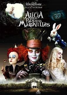 descargar Alicia en el Pais de las Maravillas (2010) – DVDRIP LATINO