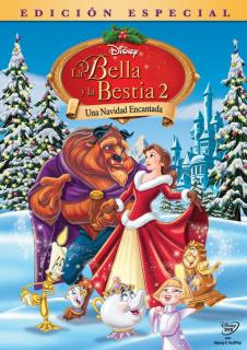 La Bella y la Bestia 2: Una Navidad Encantada – DVDRIP LATINO