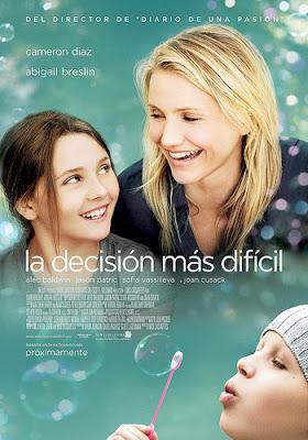 La Decision Mas Dificil – DVDRIP LATINO