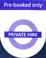 Pre-booked only PRIVATE HIRE