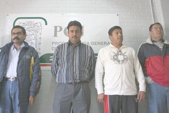 Detiene a candidato del PAN en Tecamachalco