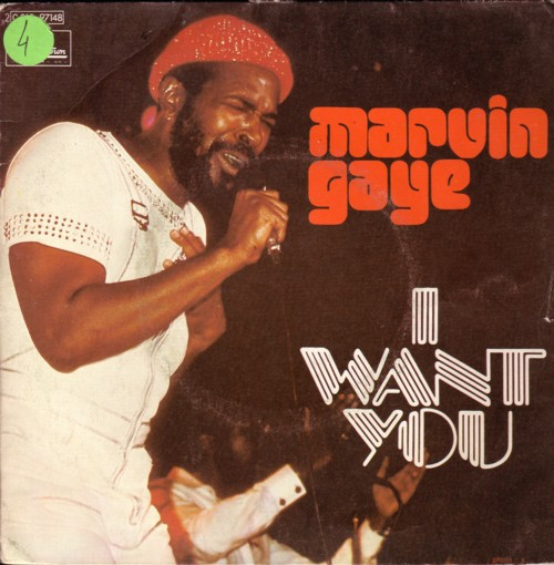 i want you to want me marvin gaye