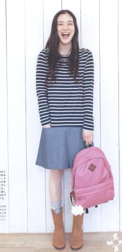 Aoi+Yu+3 Mori Fashion