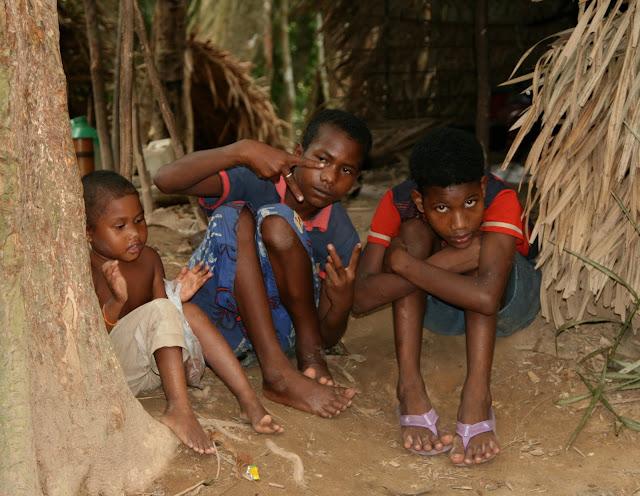 Batek People: Batek People: Indigenous Group Of Malaysia
