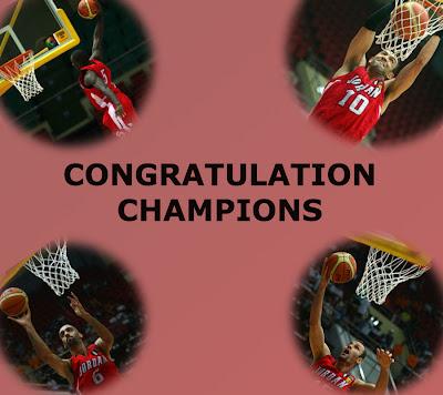 Jordanian Basketball Lovers: August 2009