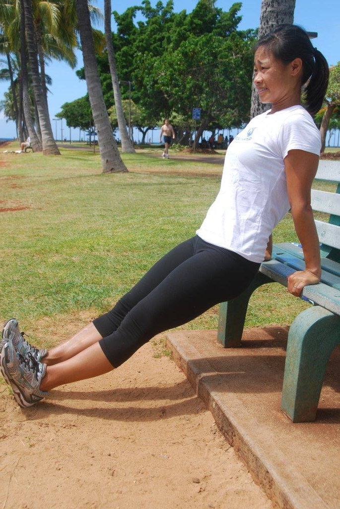 Boot Camp Hawaii Awesome Arms Workout