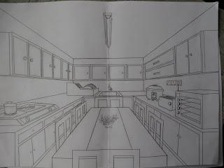 Gambar Lukisan Dapur Desainrumahid