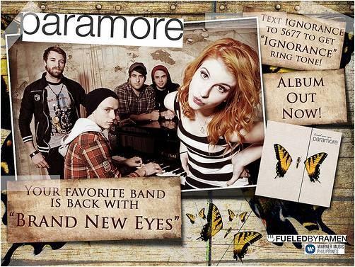 Summary -> Ignorance Paramore Album - stargate-rasa info